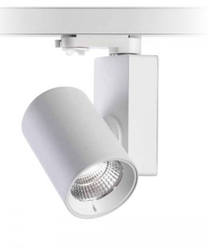 PAN Ska Faretto da Binario a LED 12w 3000K Bianco
