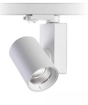 PAN Ska Faretto da Binario a LED 25w 3000K Bianco