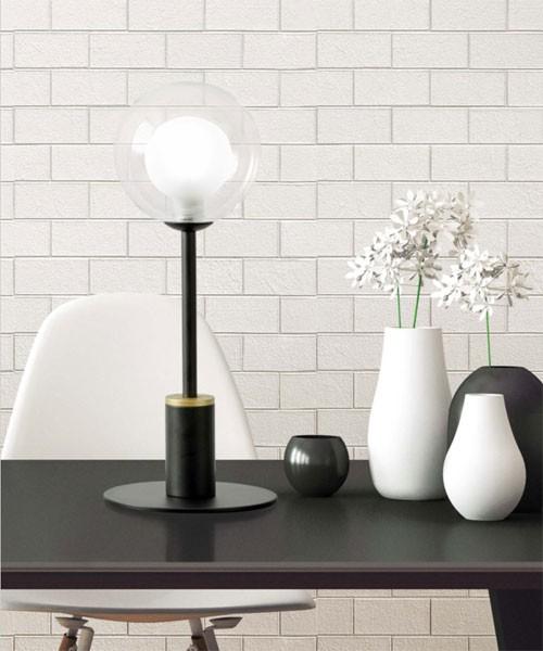 Sforzin Cosmo 1744 171 Lampada Moderna Da Tavolo 1 Luce Con Dimmer La Luceria