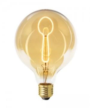 AMARCORDS MC101 Lampadina Decorativa a LED Filamento Cucchiaio