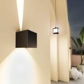 BENEITO LEK Lampada LED da Esterno da Parete 3 Colori