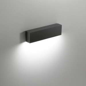 ZAFFERANO SLAT Lampada da Parete LED Monoemissione