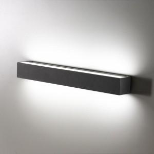 ZAFFERANO SLAT Lampada da Parete LED Bi Emissione