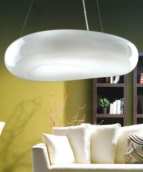 PAN Nest SOS175 Lampadario Moderno Bianco 4 Luci