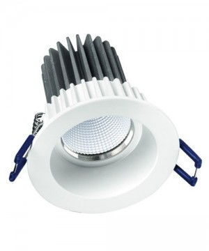 PAN Jango Round INC1184D Faretto da Incasso LED 9w Dimmerabile