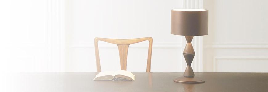Da tavolo la luceria for Lampade per comodini moderne