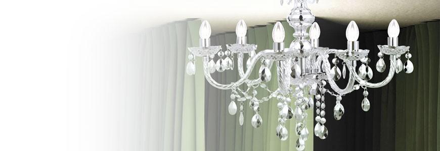 Vendita lampade in cristallo scopri i modelli ed acquista for Lampade vendita