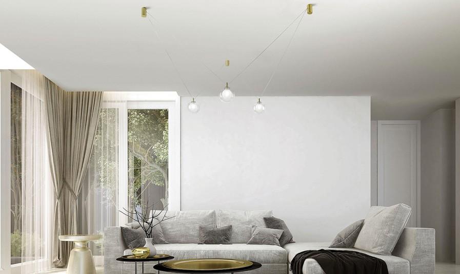 Lampadari Moderni per Interni